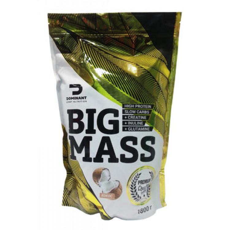 Dominant. Big Mass - 1800 г