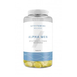 MyProtein. Alpha Men - 120 таб