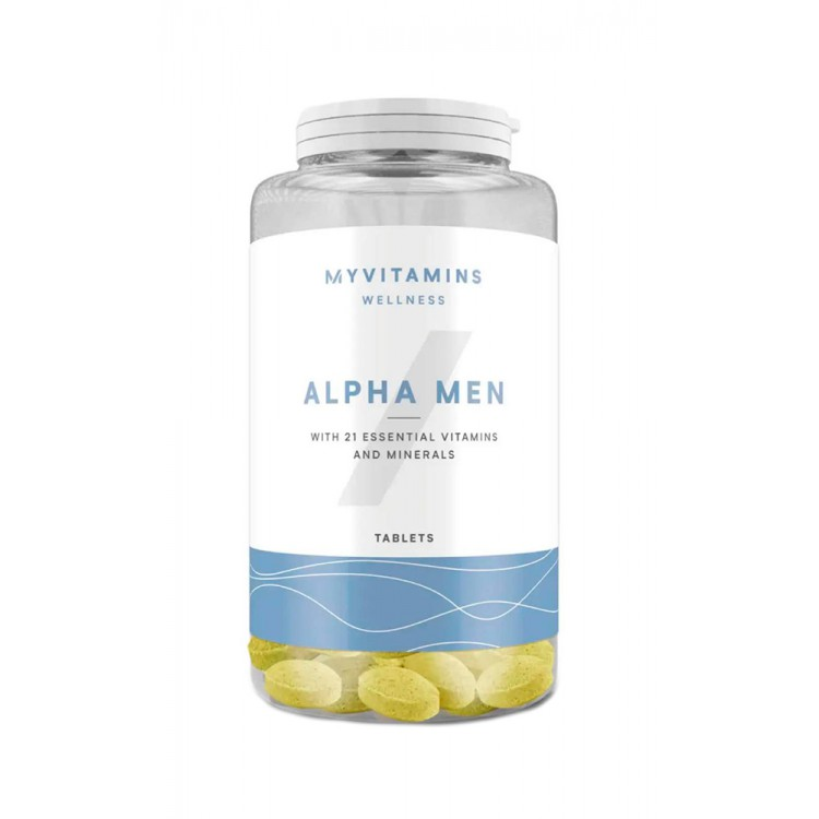 MyProtein. Alpha Men - 120 таб