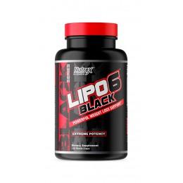 Nutrex. Lipo-6 BLACK - 120 капс