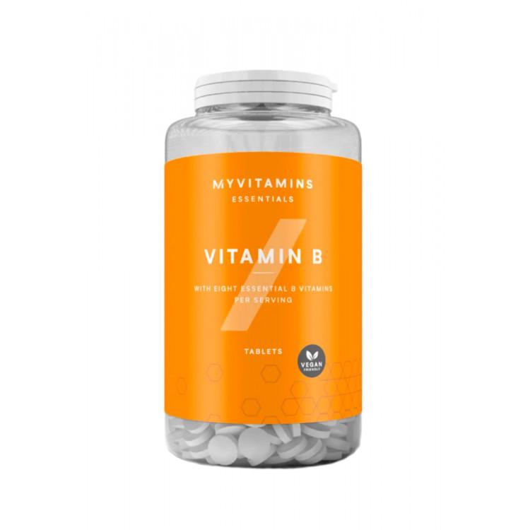 MyProtein. Vitamin B - 120 таб