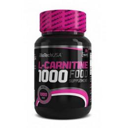 BioTech. L-Carnitine 1000 мг - 30 таб