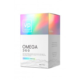 VPLab. Omega 3-6-9 - 60 капс