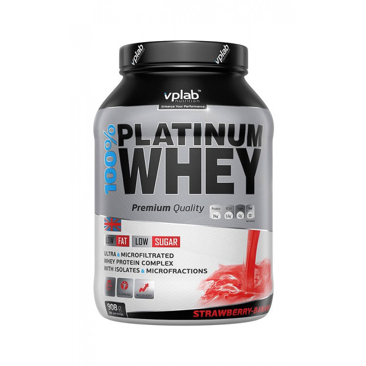 VPLab. 100% Platinum Whey -  908 г