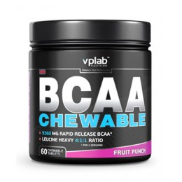 VPLab. BCAA chewable - 60 капс
