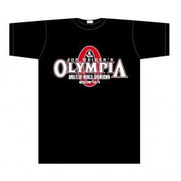 "Maxler. Футболка ""Olimpia"" - черная"