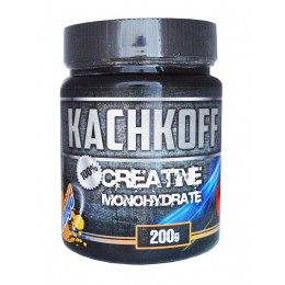 KACHKOFF 100 % Creatine Monohydrate - 200 г