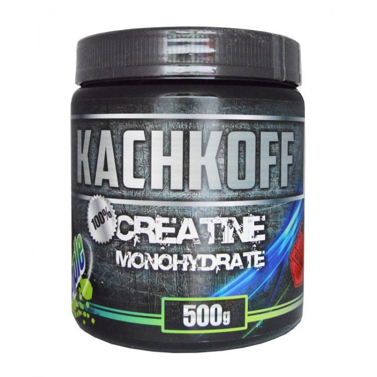 KACHKOFF 100 % Creatine Monohydrate - 500 г