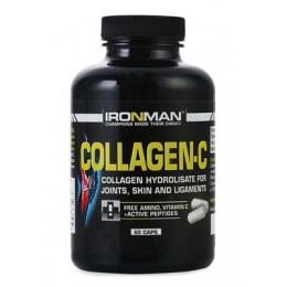 ironman. Collagen-C - 60 капс