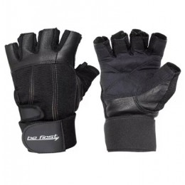 Befirst. Перчатки черные с фиксатором (арт 703)