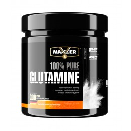 Maxler. Glutamine - 300 г (вкусовой)