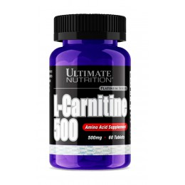 Ultimate. L-Carnitine 500 mg - 60 таб
