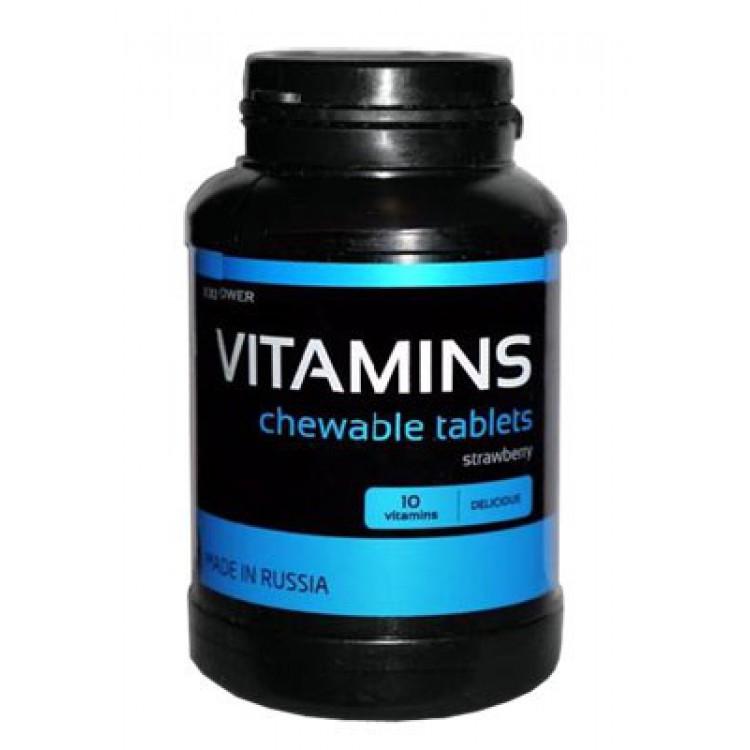 XXIPower. Vitamins chewable - 50 таб