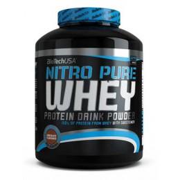BioTech. Nitro Pure Whey - 2270 г