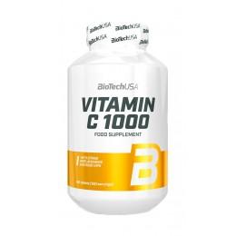 BioTech. Vitamin C 1000 мг - 100 таб
