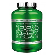 Scitec. 100% Whey Isolate - 2000 г