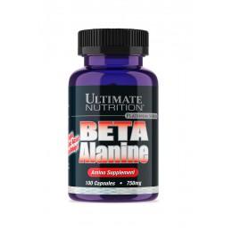 Ultimate. Beta Alanine 750 мг - 100 таб