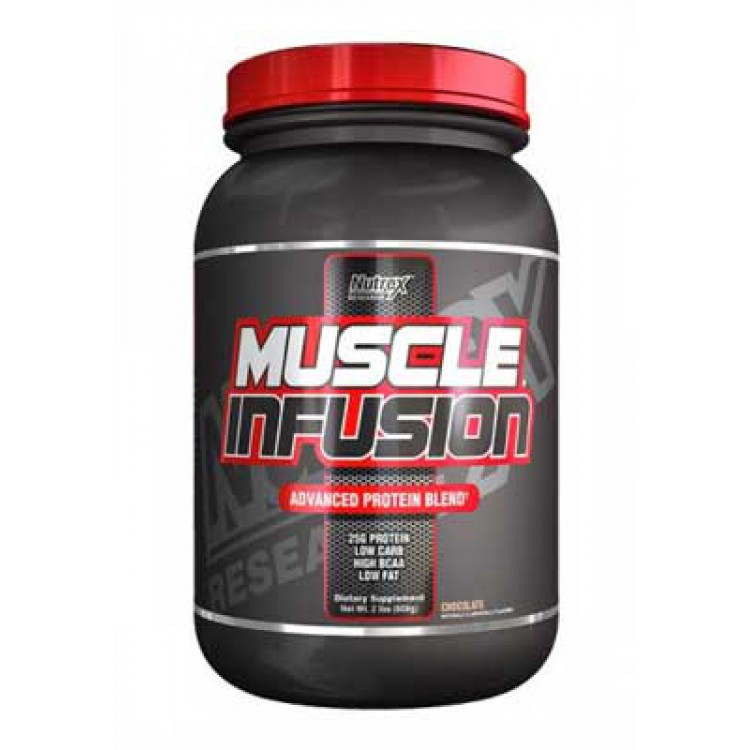 Nutrex. Muscle Infusion - 908 г