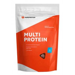 PureProtein. Multicomponent Protein - 1200 г