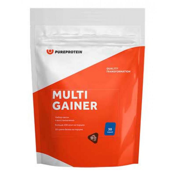 PureProtein. Multicomponent Gainer - 1200 г