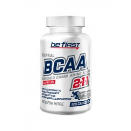BeFirst. BCAA Capsules - 120 капс