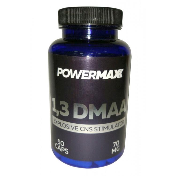 Powermaxx. DMAA 70мг - 50 капс