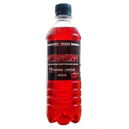 ironman. Guarana - 500 мл