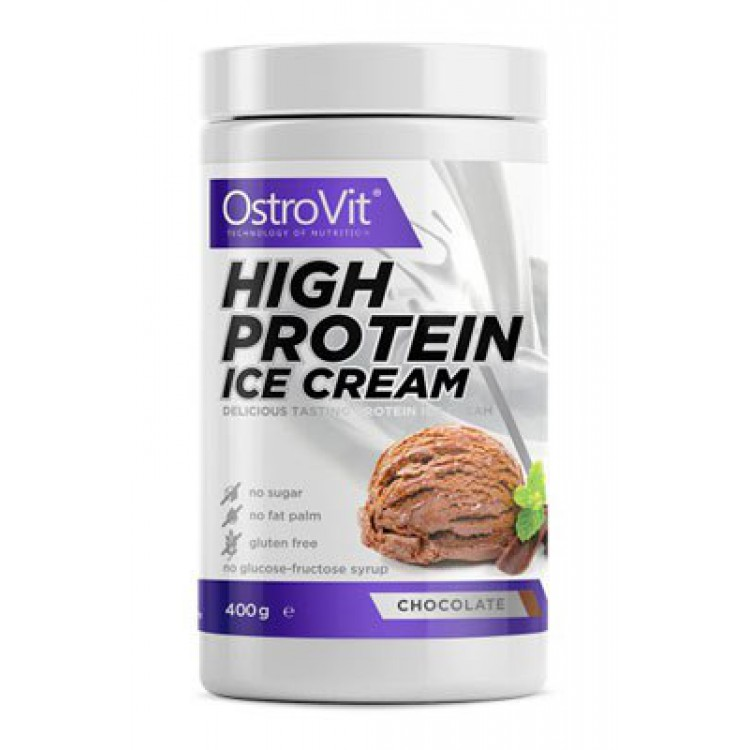 OstroVit. High Protein Ice Cream - 400 г