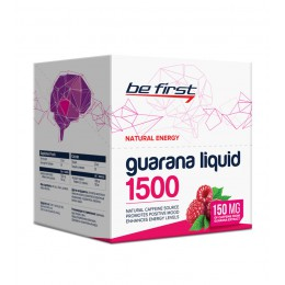 BeFirst. Guarana - 1 ампула