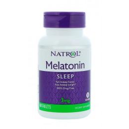 Natrol. Melatonin 3 мг - 60 таб