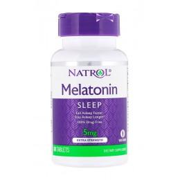 Natrol. Melatonin 5 мг - 60 таб