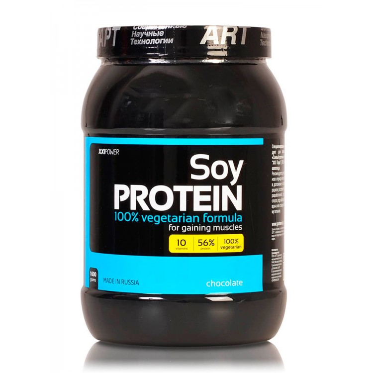 XXIPower. Soy Protein - 1600 г