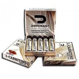 Dominant. L-Carnitine  3600 мг - 5 амп