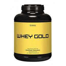Ultimate. Whey Gold - 2270 г