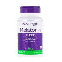 Natrol. Melatonin 3 мг - 120 таб