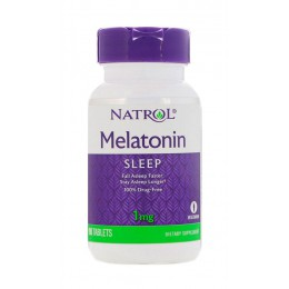 Natrol. Melatonin 1 мг - 90 таб
