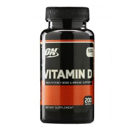 ON. Vitamin D - 200 softgels