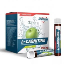 GeneticLab. L-Carnitine  liquid 2700 мг - 1амп