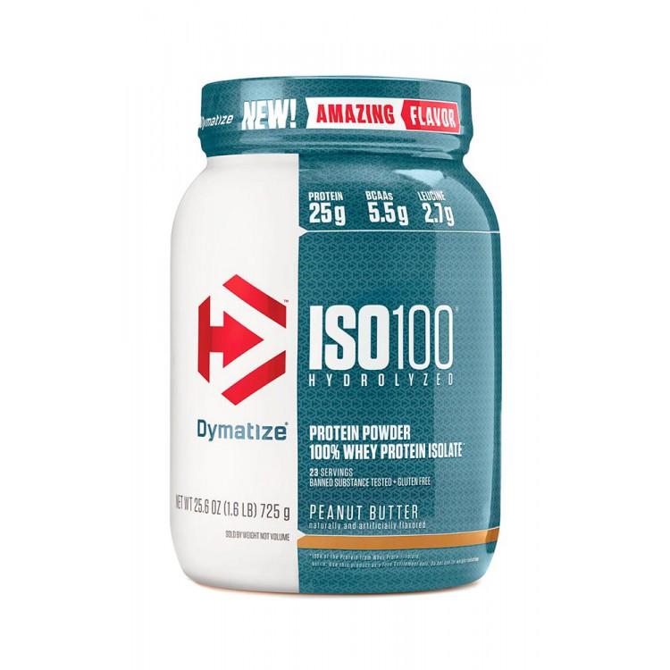 Dymatize. ISO-100 - 725 г