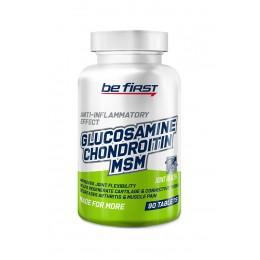BeFirst. Glucosamine+Chondroitin+MSM - 90 таб