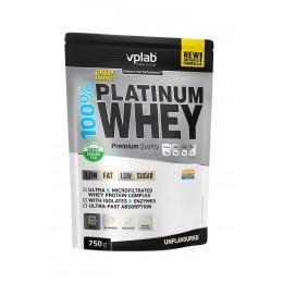 VPLab. 100% Platinum Whey -  750 г