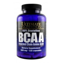 Ultimate. BCAA 500 мг - 120 капс