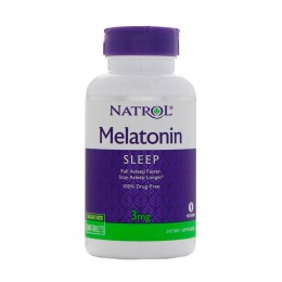 Natrol. Melatonin 3 мг - 240 таб