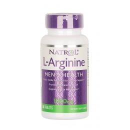 Natrol. L-Arginine 1000 мг - 50 таб