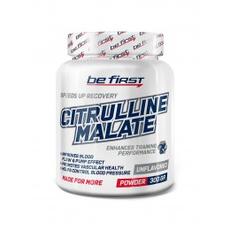 BeFirst. Citrulline malate powder - 300 г