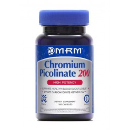 MRM. Chromium Picolinate 200 мкг - 100 капс