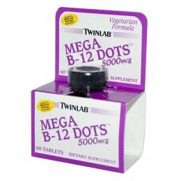 TwinLab. B-12 Dots - 100 таб