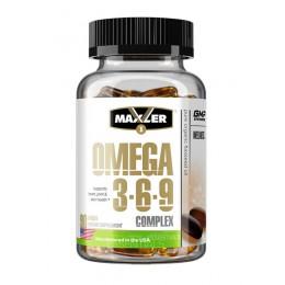 Maxler. Omega 3-6-9 Сomplex - 90 капс