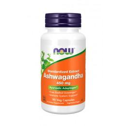 NOW. Ashwagandha Extract 450 мг - 90 капс