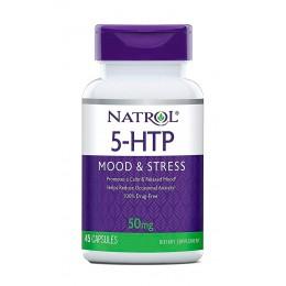 Natrol. 5-HTP 50 мг - 45 капс